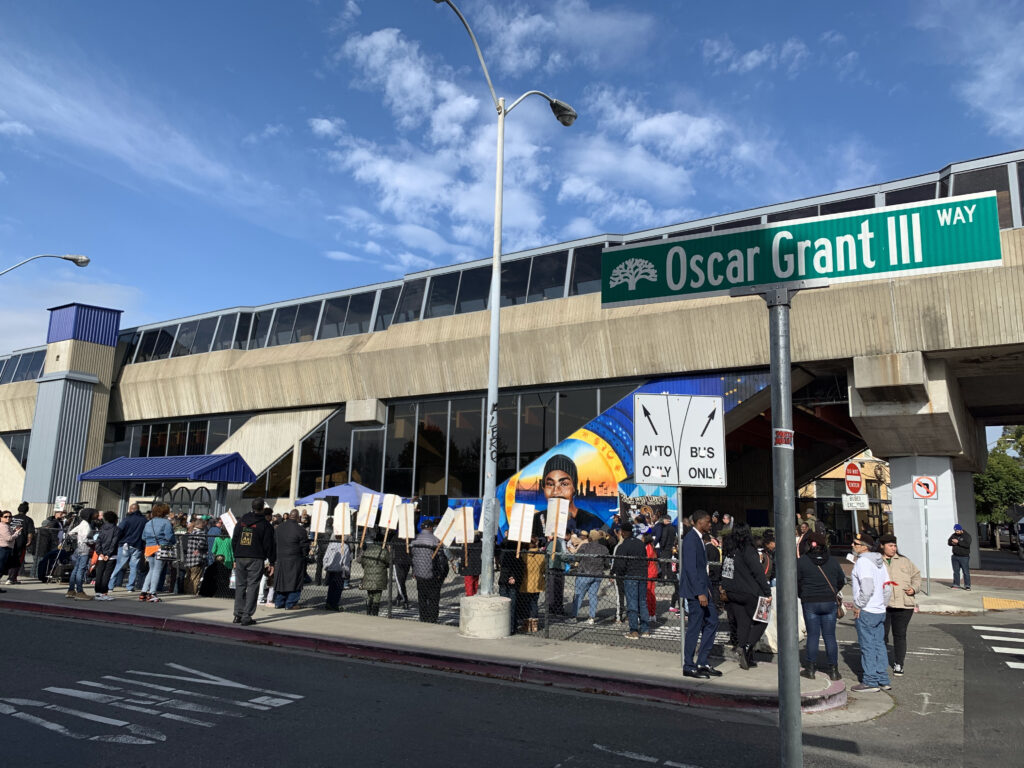Say His Name: Oscar Grant remembered 11 years after murder at Fruitvale BART Station