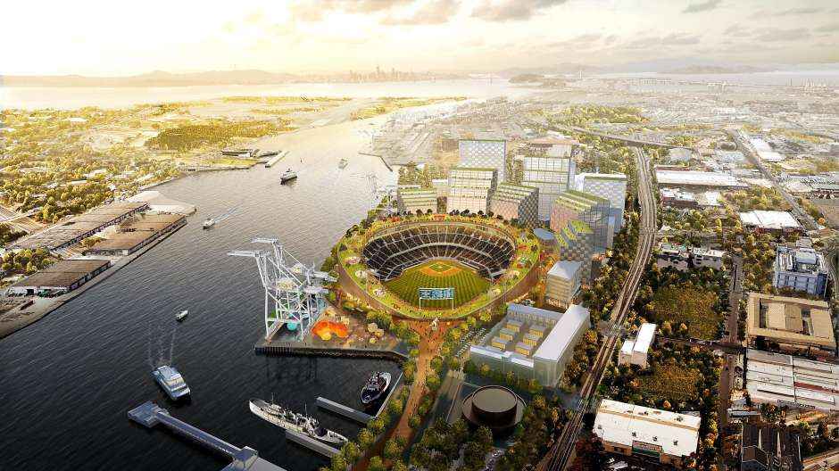 Oaklanders Meet Over A's New Ballpark Community Benefits