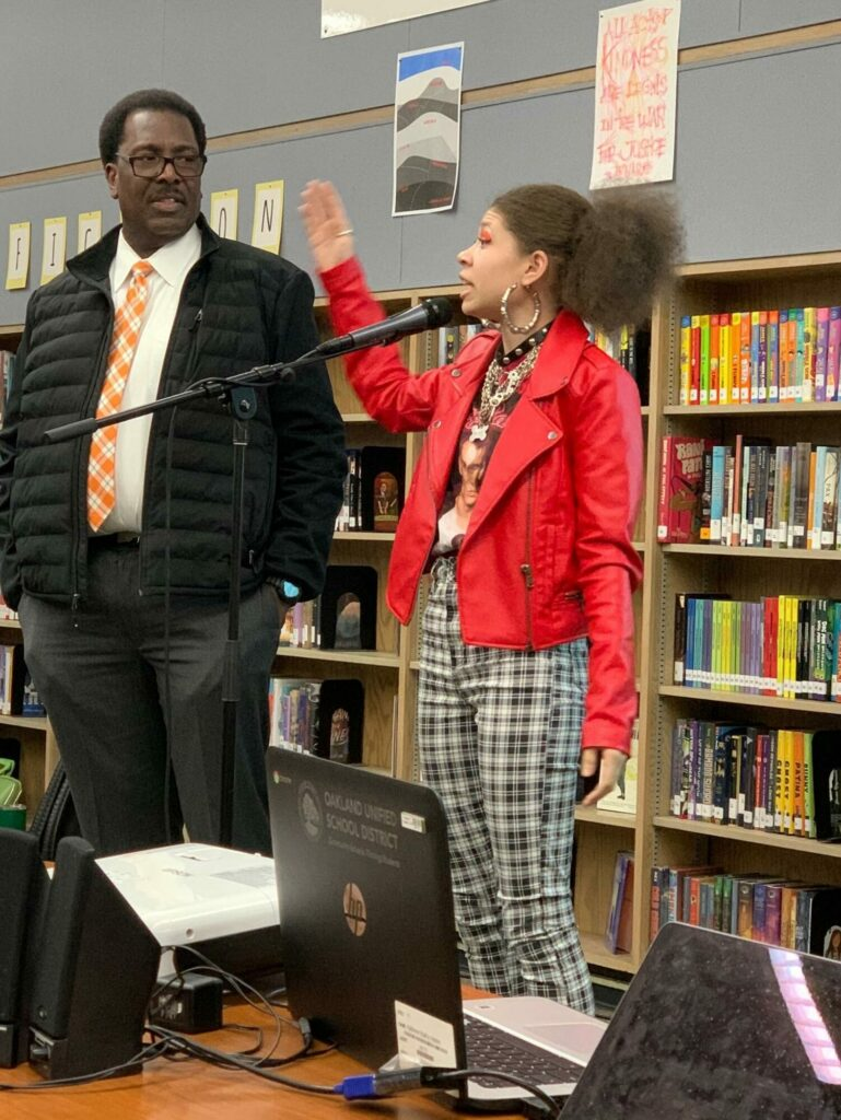 McClymonds High parents express concern for students health, education following campus closure